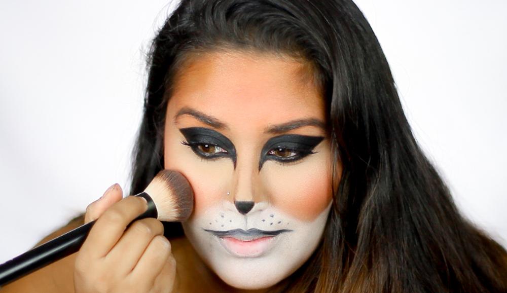 Fox Makeup Tutorial Stephanie Nadia - Fox-makeup
